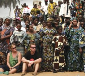 Tourism in Africa is slowly coming of age